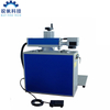 Portable JPT MOPA 30W fiber laser marking machine