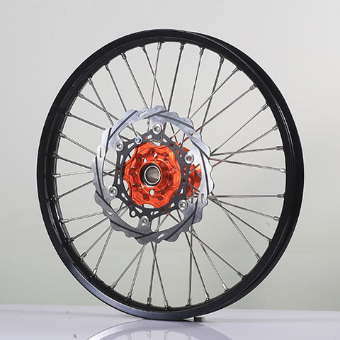 Custom Motorcycle wheel sets for Dirt Bike