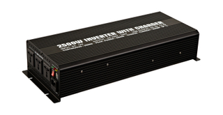 2500W Modified Sine Wave Power Inverter WITH CHARGER (2500W/20A)
