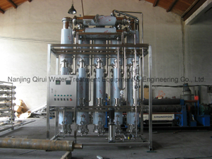 Best Quality and Price Industrial Distilled Water Plant