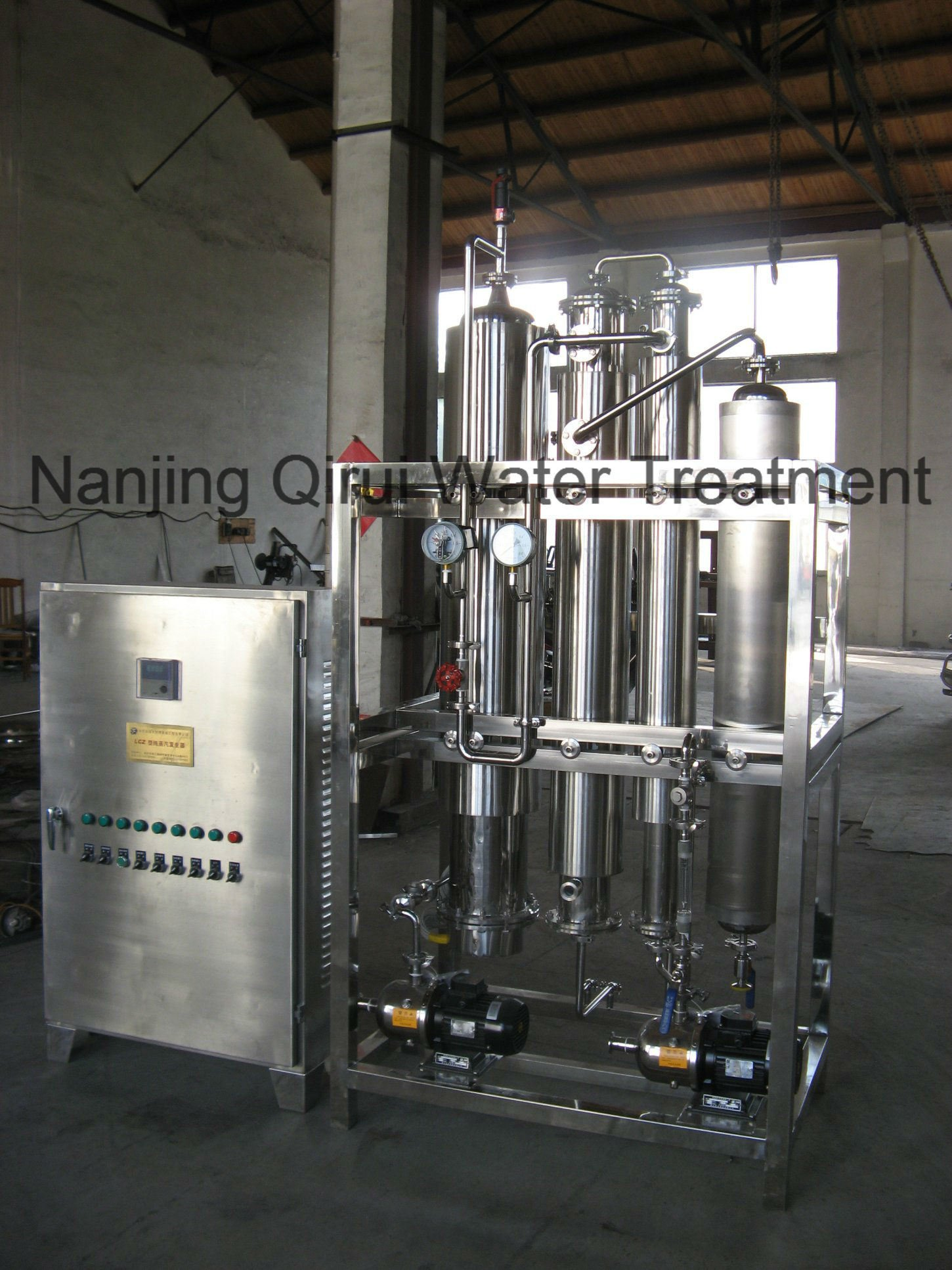 Automatic Electric Heating Pure Steam Generator