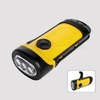 Waterproof LED Dynamo Flashlight