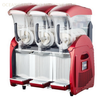 15Lx2 Commercial Frozen Drink Machine / Slush Ice Cream Machine / Industrial Slush Machine