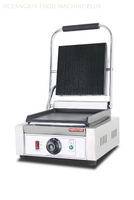 Commercial Sandwich Press Panini Grill Panini Maker HEG-G1