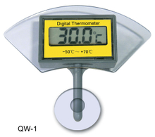QW-1 Digital Aquarium Thermometer