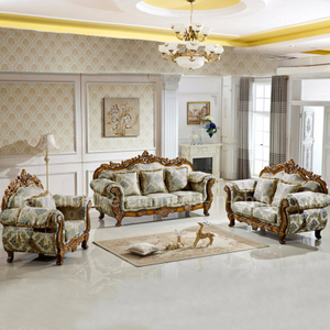 929V Fabric Sofa Set for Living Room Furniture