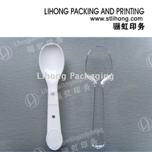 Injection Molding Plastic Folding Spoon