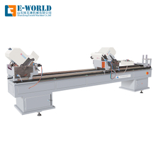 PVC Window Double Head Cutting Saw