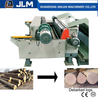 Wood Sheller Log Wood Skin Peeler Peeling Machine