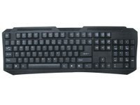 Computer Keyboard, High Quality, CE&RoHS Certified