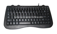 Mini Keyboard for Computer Desktop or Laptop