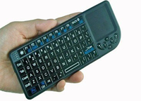 Mini Wireless Keyboard 2.4G with Touchpad Style No. Kbx-001RF