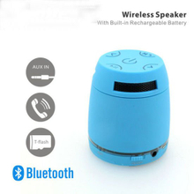 Portable Wireless Speakers with TF Card