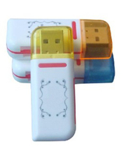 USB MMC Card Reader Style No. Cr-07