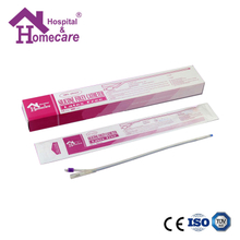 HK01b 100% Silicone Foley Catheter 2-Way Standard