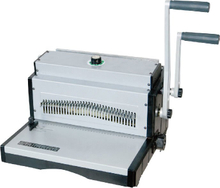 Double Wire Binding Machine (YD-WM703)