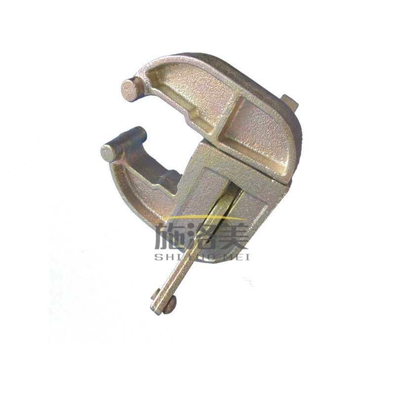 Custom Made Peri Adjustable Galvanized Steel Column Formwork Clamp/Wedge Lock