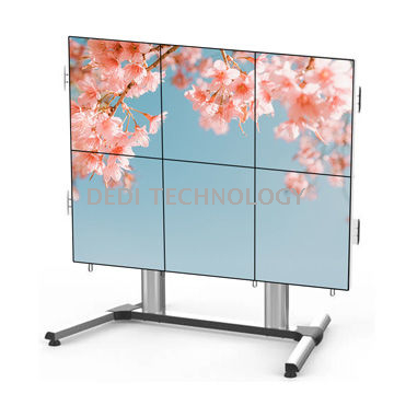 "LCD TV Wall 46"" Did LCD Video Wall Indoor Application"