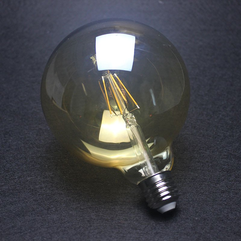 Vintage A60/A19 LED Filament Edison Bulb with 3 Years Warranty