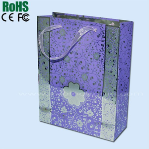Promotion gift bag with music module