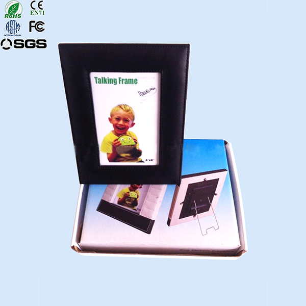 Voice recording picture photo frame