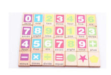 Wooden Number Domino, Domino Toys, Wooden Domino Toys