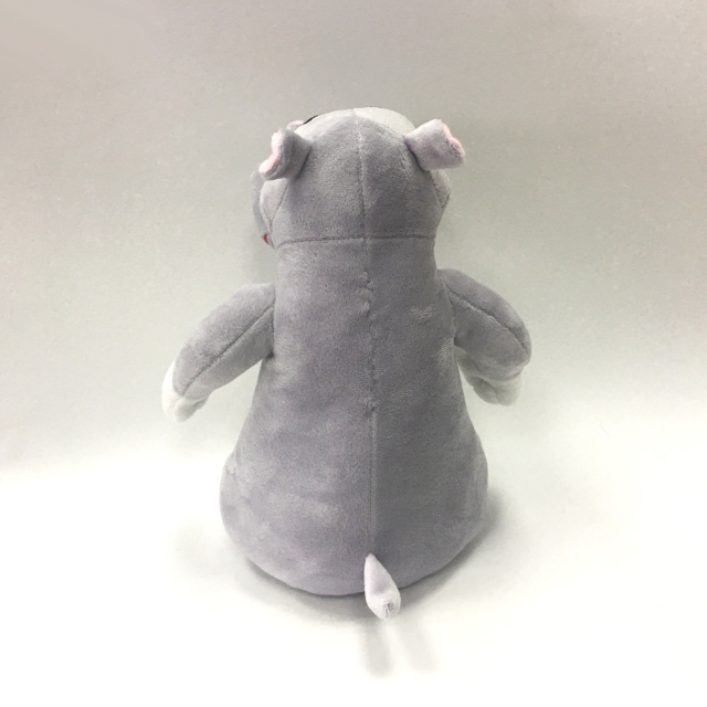 Factory Hippo Plush Toys Stuffed Hippopotamus Toys For Baby