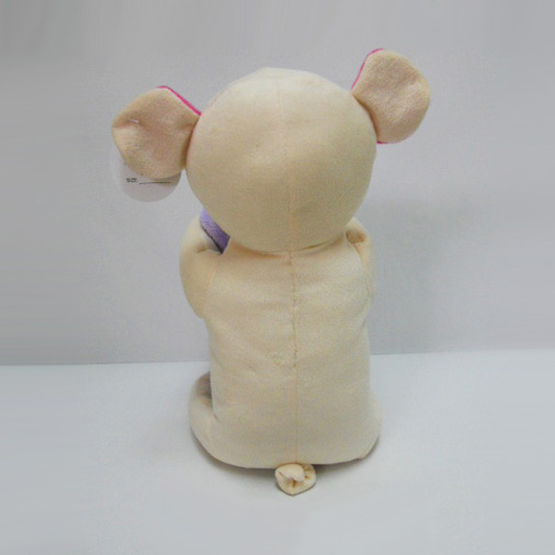 Stuffed Soft Plush Pig Toy Baby Blanket