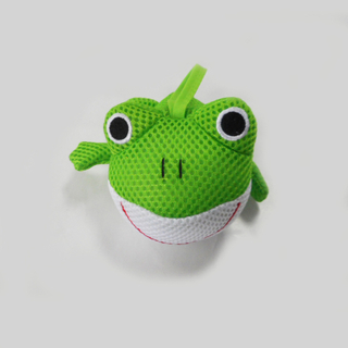 Funny Green Frog Bath Baby Toys
