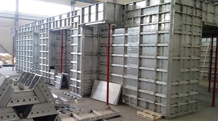 1Aluminum Formwork for building