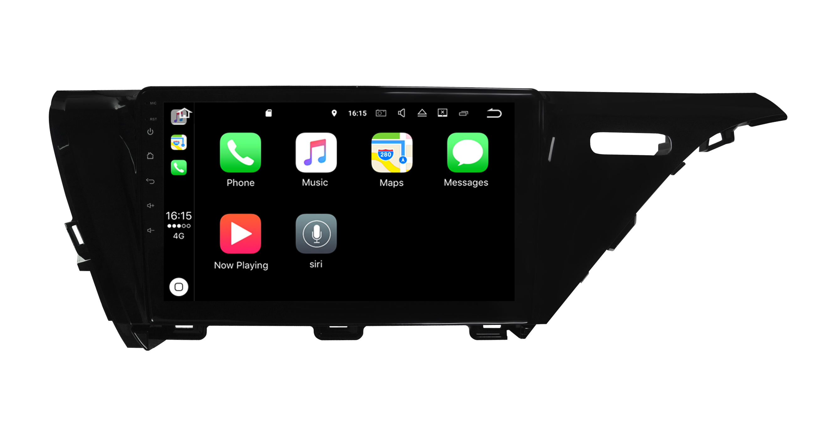 2018 Toyota Camry Carplay Gps Support APPle CarPlay, Carlife, Android Auto