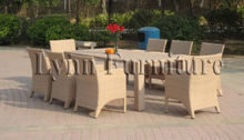 Garden Chair and Table Set (LN-047)