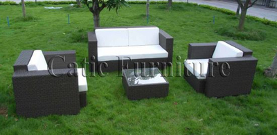 Outdoor Furniture/Outdoor Sofa (GS79D)