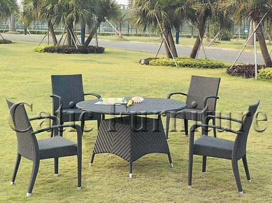 Garden Chair and Table Set (GS212)