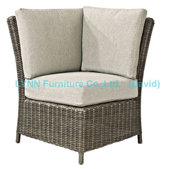 Garden Chair Rattan Corner Sofa