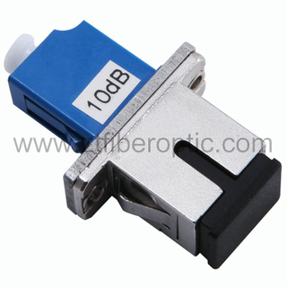 Singlemode LC-Sc 10dB Optical Attenuator