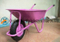 Gardening Wagon Trolley Cart Barrow Wb5009