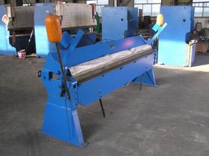 Manual Sheet Metal Bending Machine for Wind Tube (WH06-1 5X1500)