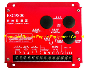 YUNYI ESC9800 Speed control unit controller