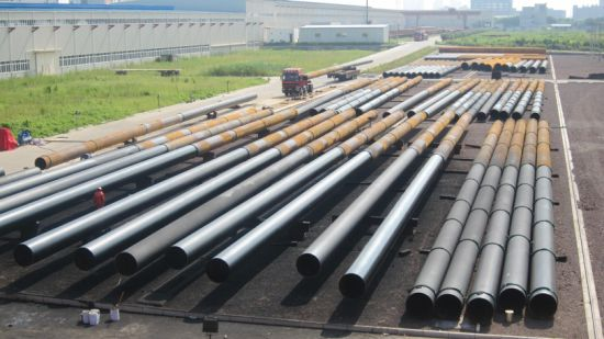 Cold Rolled and Welded Pipe for Offshore and Onshore Oil &Natural Gas Pipeline