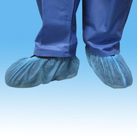 Disposable SBPP Non Woven Shoe Cover