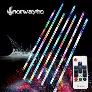 2ft Dream Color Single LED lighted whips