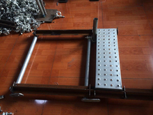 Safe Durable Metal Plank for Scaffolding