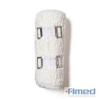 100% Medical Cotton Crepe Bandage Medium 10cm