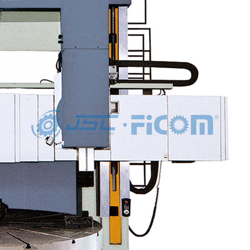 VL5225D Series CNC Double Column Vertical Turning Lathe