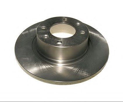 Brake disc for PEUGOET
