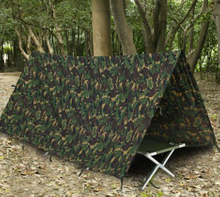 (T02) Camouflage One Man Tent / Travelling Single Tent