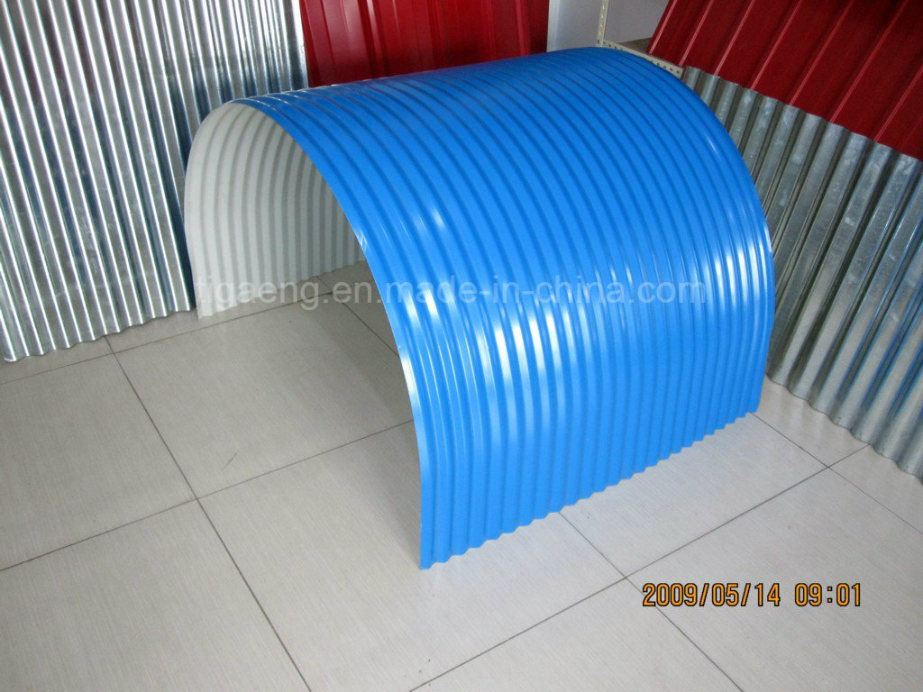 Color Coated Roofing/Colour Coated Steel Roof Tile