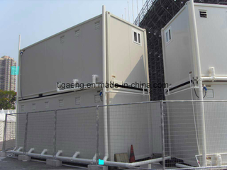 High Quality Container House Camp House Manufacturer