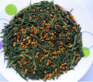 Roasted rice and Sencha